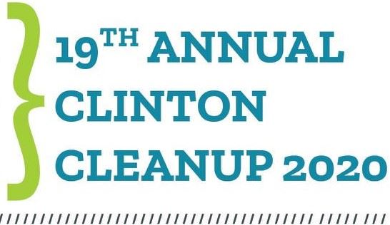 Clinton Cleanup logo